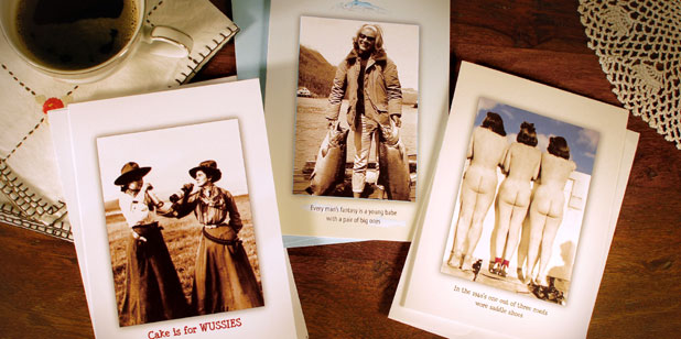Elizabethan Productions creates a wide selection of greeting cards and mugs for all occasions, from thoughtful and inspirational to humorous. Featuring cowboys, cowgirls, vintage photos and western themed greeting cards and mugs.