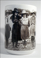 Renowned Cowgirl Performers